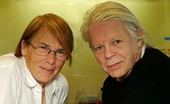 Philippa Marrack and John Kappler
