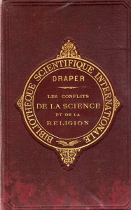 J.W. Draper's The Conflict of Science and Religion. Image by Fran6fran6