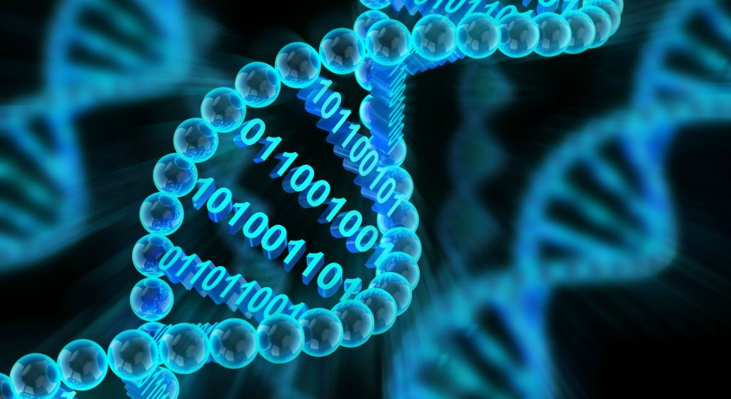 Sequencing your genome is the first step in a life-changing journey...