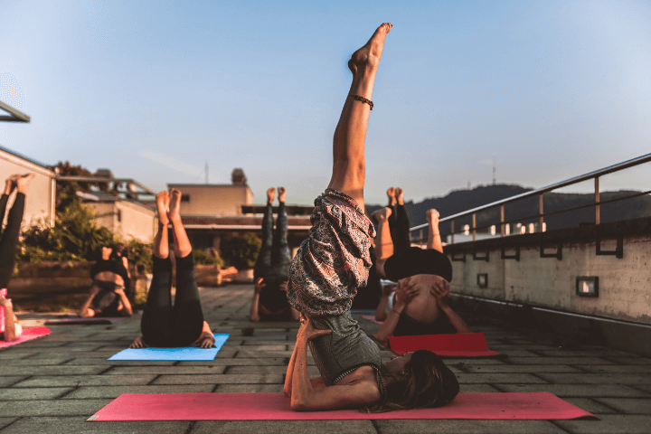 Yoga is good for your memory too - cognitive benefits of