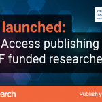 Israel Science Foundation leads the way in open science with the launch of dedicated open access publishing gateway